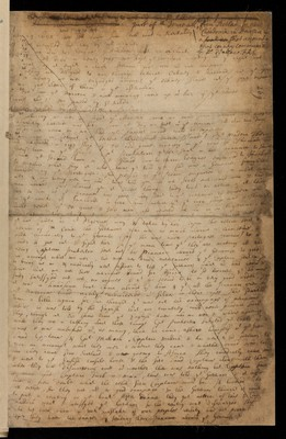 Part of Captain Pennycook's Journal to New Caledonia in Darien communicated by Dr Wallace