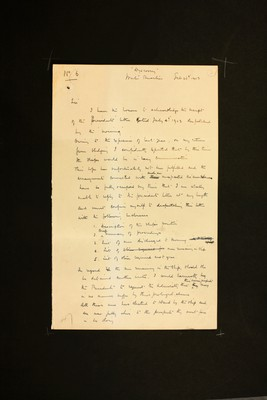 Expedition report from Captain Robert Falcon Scott to the Secretary, National Antarctic Expedition