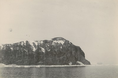 Cape Constance from S.W.