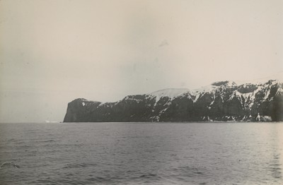 Cape Washington from N.W.