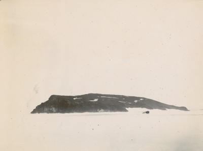 Erebus Island from South