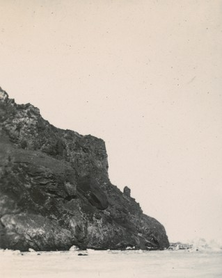 S. end of Erebus Island