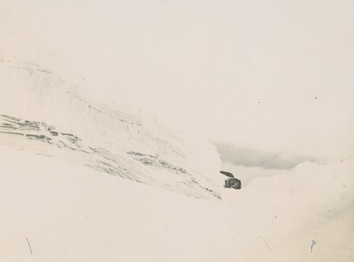 Ice cliff, Cape Crozier