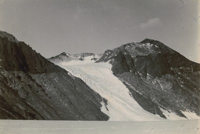 Cascade on Western Glacier