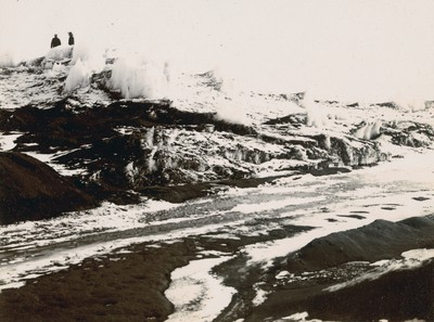 Ice formation in McMurdo Strait (2)