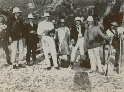 Group on South Trinidad