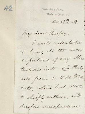W. B. Carpenter's response to the referee reports on his paper 'Researches on the Foraminifera' by W. B. Carpenter